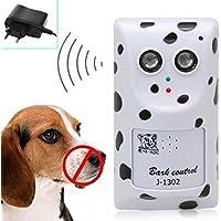 Jiamins Repelente Ultrasonido Perros Dispositivo Anti-aboiement por ultrasonido Perro