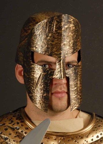 Spartan griechischen Krieger Rüstung (Krieger Griechischen Helm Kostüm)