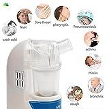 Humidificador de nebulizador de mano portátil para aromaterapia, aceite esencial ultrasónico