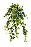 artplants Kunst-Sternen-Efeu Simon mit 271 Blättern, grün, 45 cm - Künstlicher Efeu/Künstliche Ranke