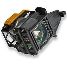 Alda PQ Original, Lámpara de proyector para IBM iLM300 Micro Portable Proyectores, lámpara de marca con PRO-G6s viviendas