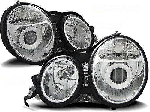 v-maxzone lpme01Set Projektor Scheinwerfer Lampen Chrom