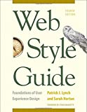 Web Style Guide: Foundations of User Experience Design...