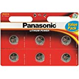 Panasonic Specialist Lithium Coin Batteries CR2016 x 12
