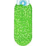 Circul Badewannenmatte 99 x 39 cm grün Steinoptik modern