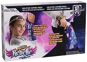 Nerf Rebelle Wrist Holster And Holster Set Englisch Version