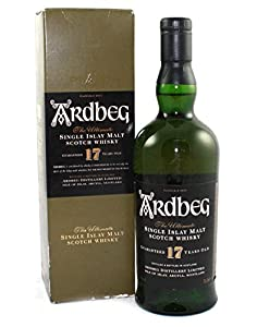 Ardbeg 17 Year Old Single Malt Whisky by Ardbeg