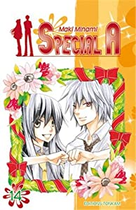 Special A Edition simple Tome 14