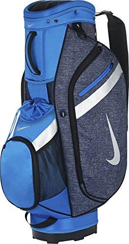 2016 Nike Sport Cart IV Mens Golf Bag Trolley/Tour Bag 14-Way Divider Dark Obsidian