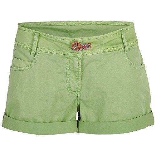 Chiemsee-Pantaloncini da donna Leyla, Donna, LEYLA, Verde - summer green, XL