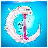 Gillette Venus ComfortGlide Spa Breeze Rasierklingen (für Frauen) 1er Pack (1 x 8 Stück) - 3