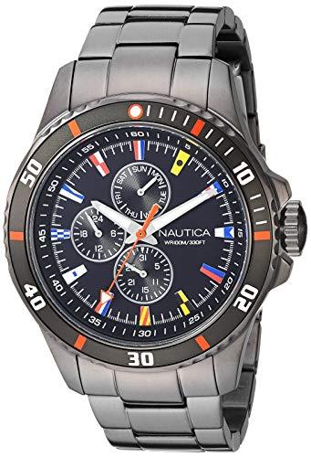 Nautica orologio casual napfrb019