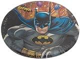 Warner Brothers Batman Paper Plate, Mult...