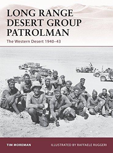 Long Range Desert Group Patrolman Cover Image