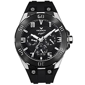 Reloj caballero Fernando Alonso Viceroy ref: 47677-55