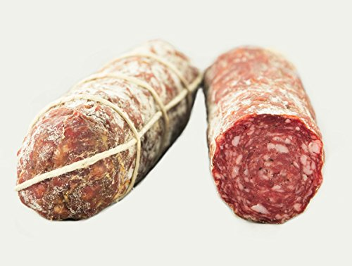 Salame di Cinghiale 0,5 kg - Salumificio Artigianale Gombitelli - Toscana