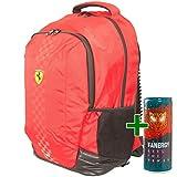 Scuderia Ferrari Rucksack Racing, groß und gratis FANERGY