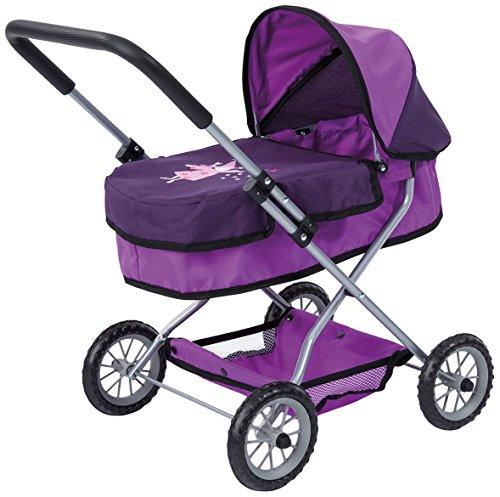 Bayer Design 12212AA Puppenwagen, lila