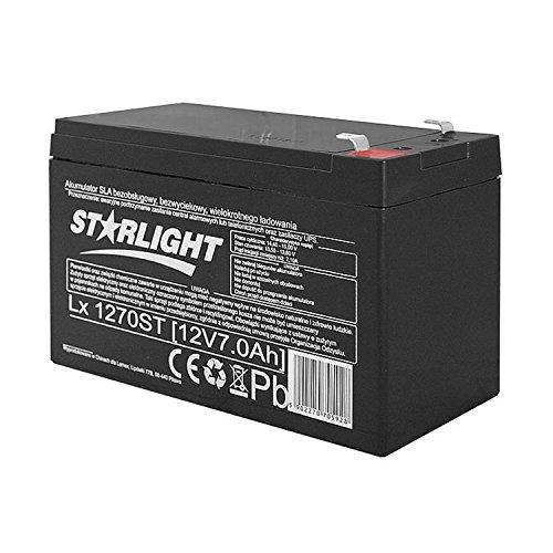 Starlight Gelakku AGM Gelakkumulator (12V 7Ah)