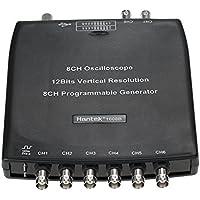 Hantek 1008B 8CH USB 2.4MSa / s Automotive Diagnose Oszilloskop DAQ Programmierbarer Signal Generator Fahrzeugerprobung