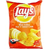 #8: Lays Potato Chips - Hot and Sweet Chili, 25g Pack