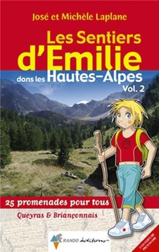 EMILIE DANS LES HAUTES-ALPES VOL.2 par MICHELE LAPLANE JOSE LAPLANE