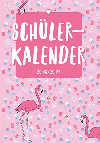 Schülerkalender 2018/2019: von Leni Marie