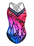 Maillot de bain 1 Pièce Gottex Rose Monarch Multicolore