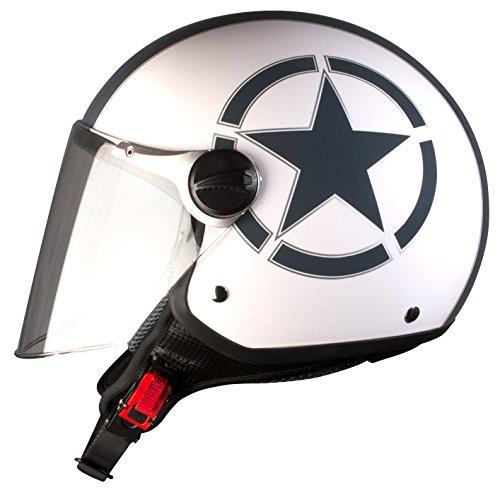 Zoom IMG-1 bh 710 special casco demi