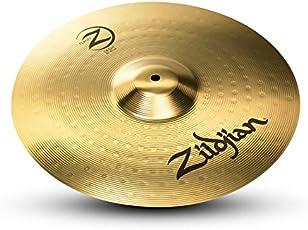Avedis Zildjian Company Cymbals Planet Z Crash (PLZ16C, 16-inch)