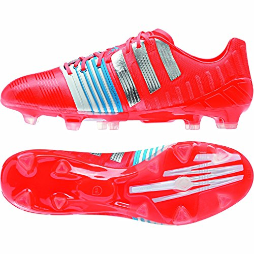 Adidas Nitrocharge 1.0 FG Solar Red M17719 Rot (Solar Red/Silver Met./Core White)