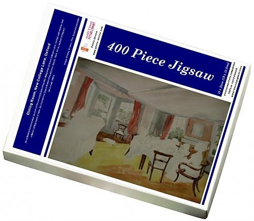Media Storehouse 400 Piece Puzzle of Dining Room, New College Lane, Oxford (7249109)