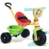 Smoby - Triciclo para niños Winnie the Pooh (444240)