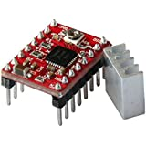 REES52 REES-4988 Stepper Motor Driver(with Heatsink, 2A)