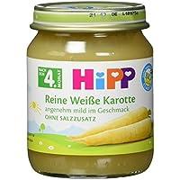 HiPP Reine weiße Karotte, 6er Pack (6 x 125 g)