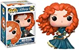 Funko- Figurine Pop Vinyl Disney Merida, 21196