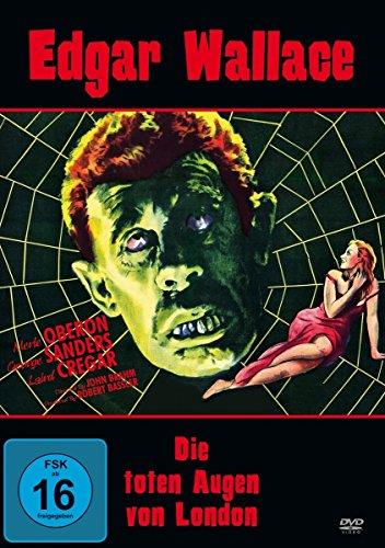 Edgar Wallace-die Toten Augen Von London Argyle-cover