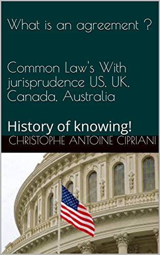 What Is An Agreement Common Laws With Jurisprudence Us Uk