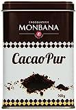 Monbana 100% Kakao Pulver 200g Dose