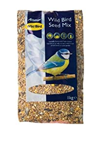 Wild Bird Seed Mix 4kg by ARMBN