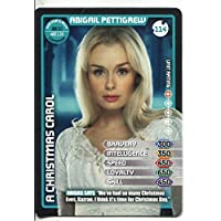 Doctor Who Monster Invasion Card #114 Abigail Pettigrew