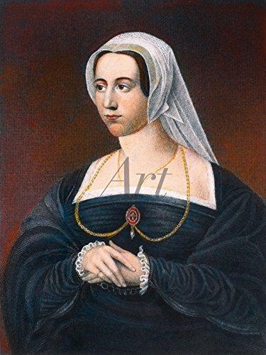 Artland Wandbilder selbstklebend aus Vliesstoff oder Vinyl-Folie Hans d. J. Holbein Katharine Parr,...