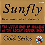 Sunfly Karaoke Gold - Little Shop Of Horrors & Rocky Horror Picture Show CDG by Musical (2005-08-01)
