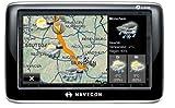 NAVIGON 6350 Live Navigationssystem (10,9cm (4,3 Zoll), Europa (40 Länder), TMC, Bluetooth, Spracherkennung, TTS, NAVIGON Live Services)