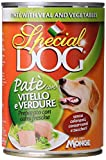 Specialdog Pate' Vitello/Verdure Gr.400