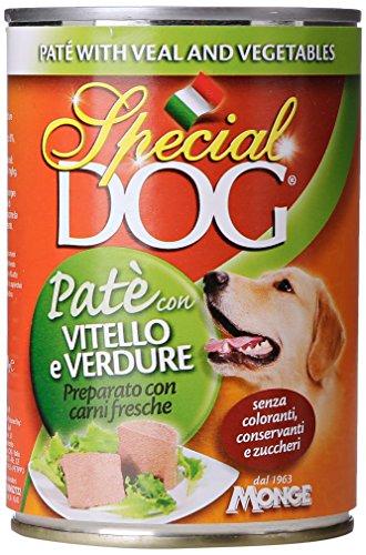 Specialdog, Paté Vitello/Verdure - 400 gr