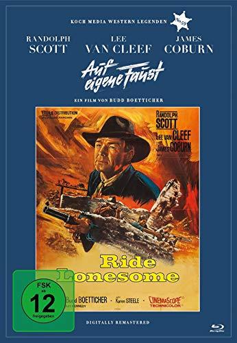 Auf eigene Faust (Edition Western-Legenden #59) [Blu-ray]