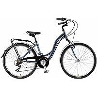 Agece City CTB Florida 26 Bicicleta, Unisex Adulto, Gris Antracita, 17