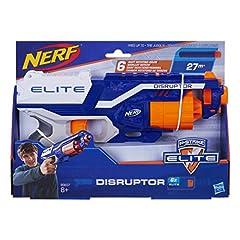 Idea Regalo - Hasbro Nerf - Blaster Disruptor, B9837EU4