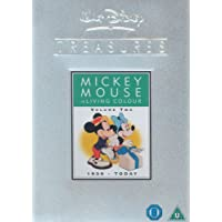 Walt Disney Treasures - Mickey In Living Colour 2